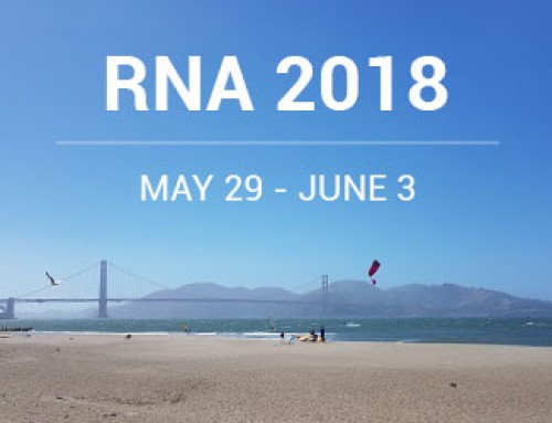 Lexogen at RNA 2018