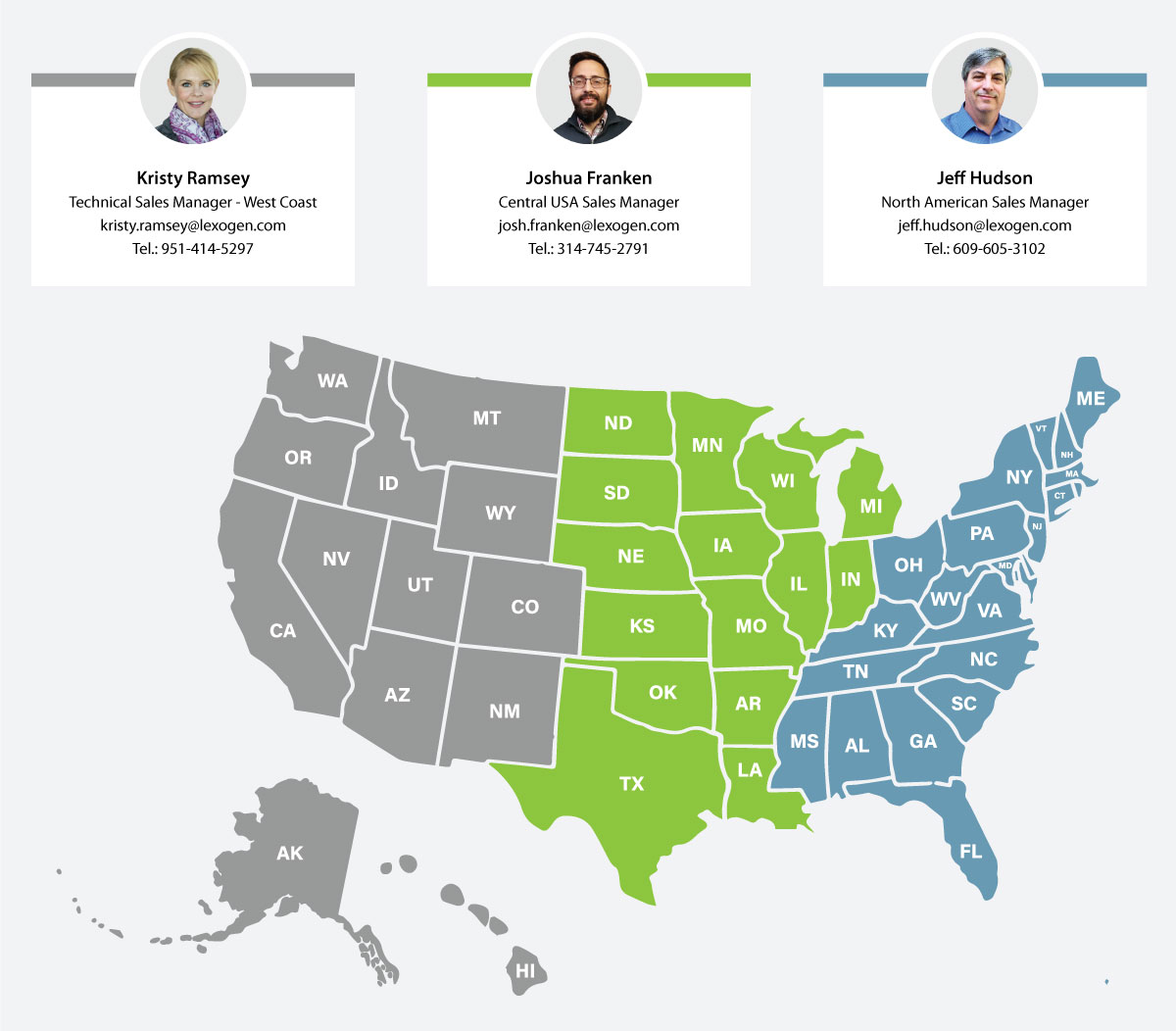Lexogen-USA-Sales-Manager-Map