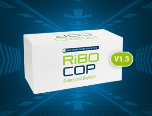 RiboCop V1.3: Faster rRNA depletion with fewer steps and less hands-on time
