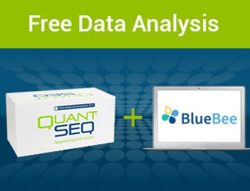 Automated Analysis of QuantSeq Data Is Now Free Also for Repeated Analyses – for a Limited Time!
