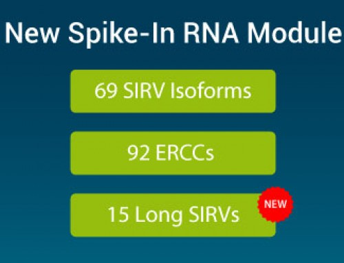 Launch of a New Spike-In RNA Variant Module with 4 – 12 kb long RNAs